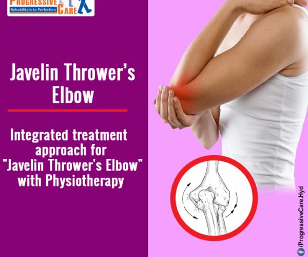 Javelin Throwers Elbow (or) Golf Elbow